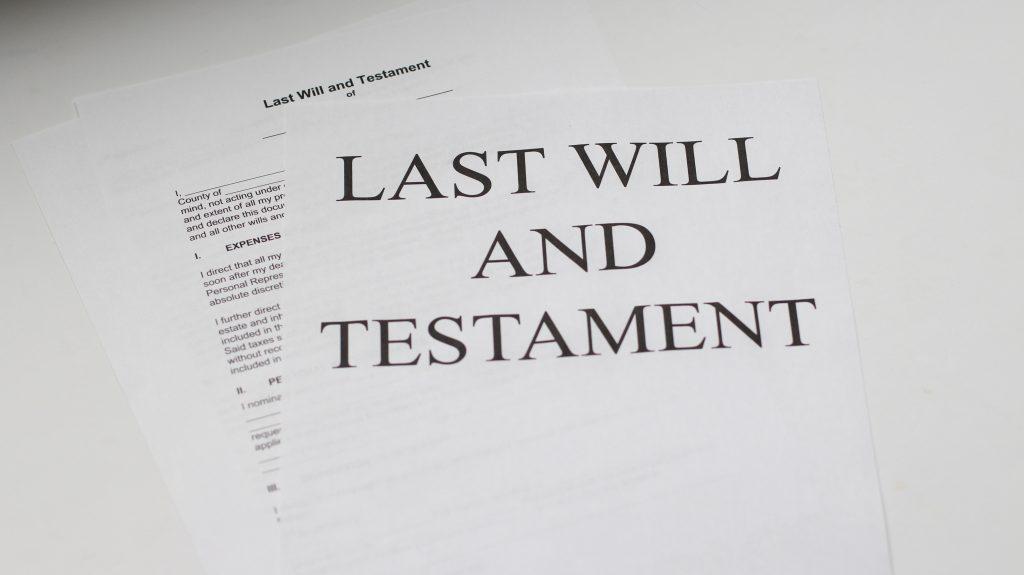 Legal Wills Canada