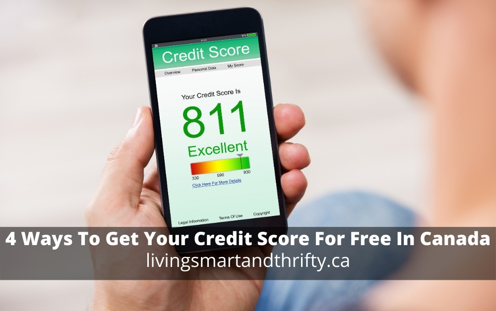 4 Ways to get your credit score for free